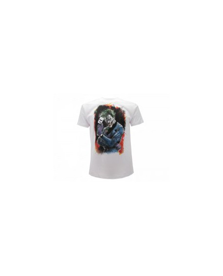 T-Shirt Joker Carta - JOKCA2.BI