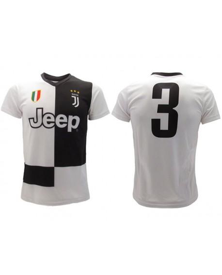 Maglia Calcio Ufficiale Juventus FC n. 3 19/20 - JUNE3