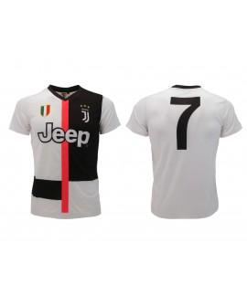 Maglia Calcio Ufficiale Juventus FC n. 7 19/20 - JUNE7