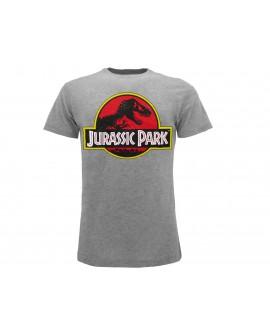 T-shirt Jurassic Park Logo - JUR1.GRM