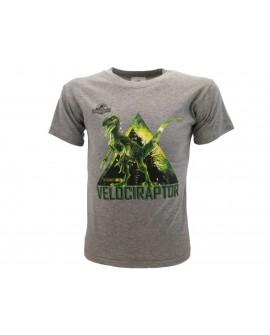 T-Shirt Jurassic World Velociraptor - JURVEL.GR