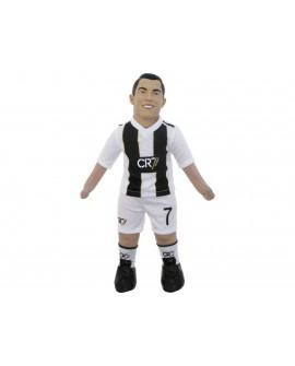Mascotte Ufficiale Cristiano Ronaldo 43 cm - JUVPEL1