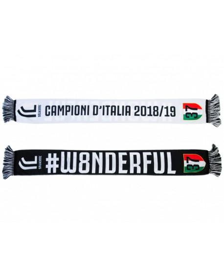 Sciarpa Ufficiale Juventus celebrativa Polyester - JUVSCRP10