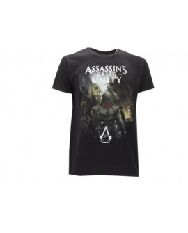 T-Shirt Assassin's Creed Spalle - ASUSPL.NR