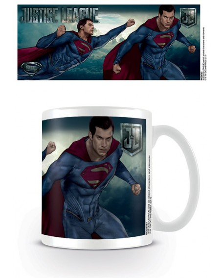 Tazza Justice League Superman MG24797 - TZJL3