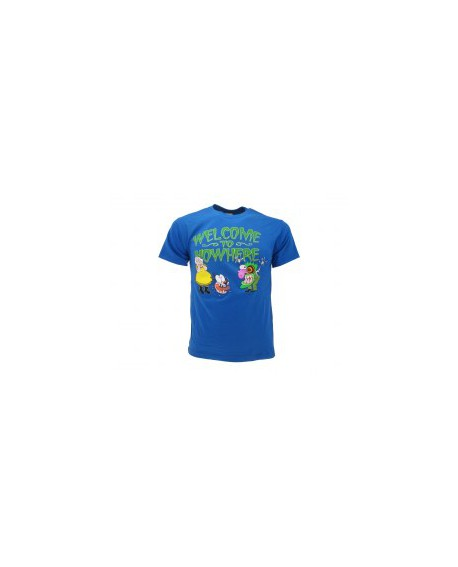 T-Shirt Leone Cane Fifone Welcome.. - LEOWE.BR