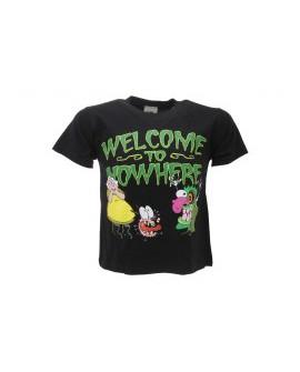 T-Shirt Leone Cane Fifone Welcome - LEOWE.NR