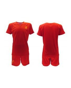 Kit maglia piu' pantaloncino Calcio Liverpool - LINE19C