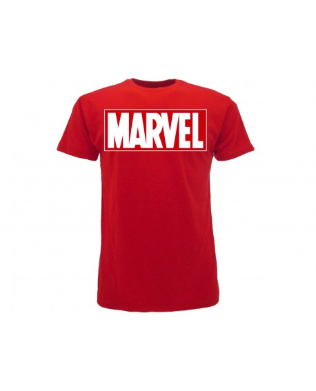 T-Shirt Marvel logo - MAR1.RO