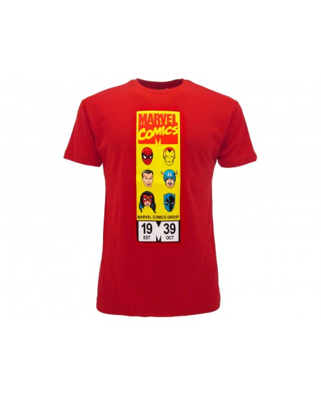 T-Shirt Marvel Anniversary - MAR2.RO