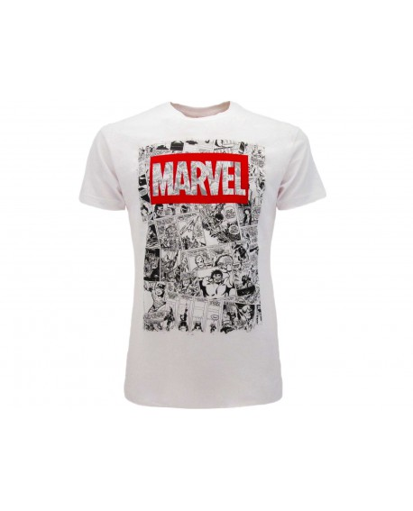 T-Shirt Marvel Fumetto - MAR3.BI