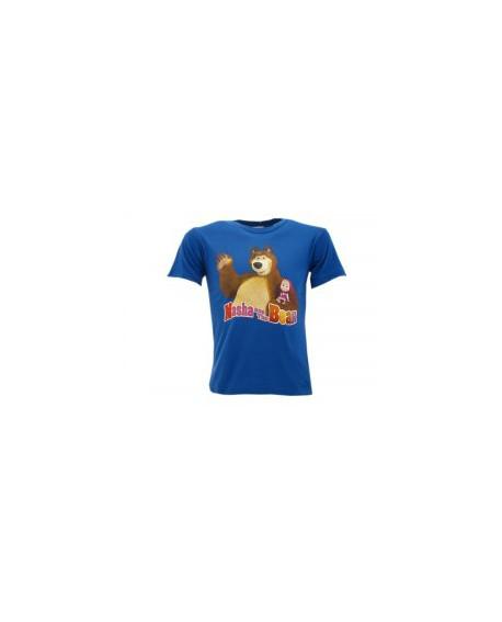 T-Shirt Masha e Orso - MASOR.BR