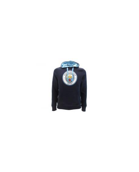 Felpa Manchester City FC Logo - MCFA1