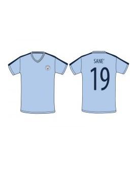 Maglia Calcio Ufficiale Manchester City F.C. SR057 - MCSA19