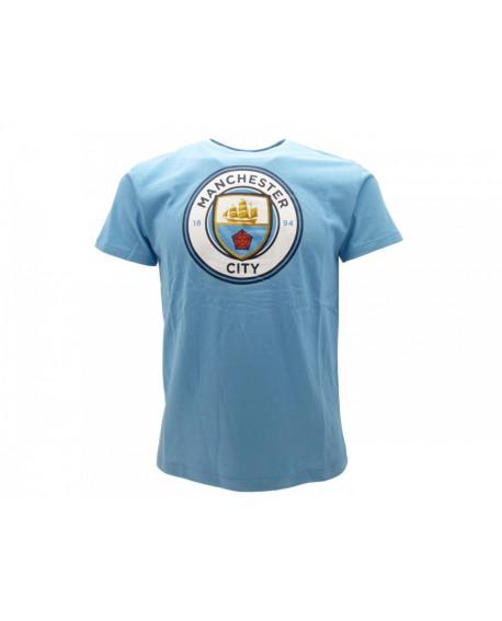 T-shirt Manchester City F.C. Logo - SR0572K - MCTSH1