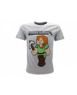 T-Shirt Minecraft - MC1.GR