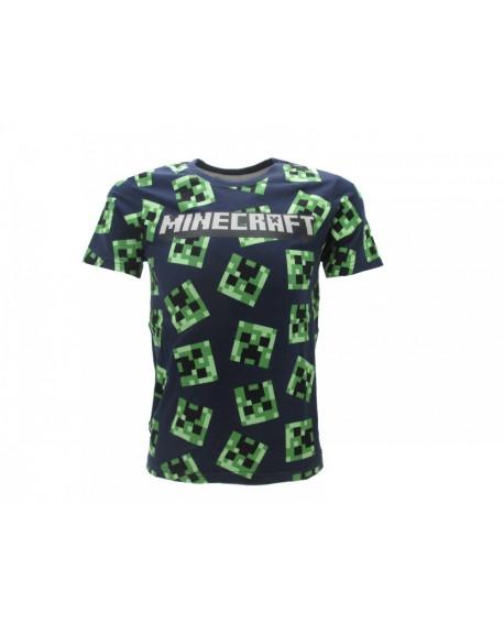 T-Shirt Minecraft - MC3.BN