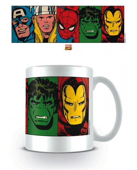 Tazza Marvel Avengers Fumetto MG23443 - TZMAR1