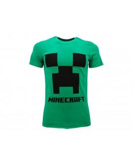 T-Shirt Minecraft Creeper - MC6.VR