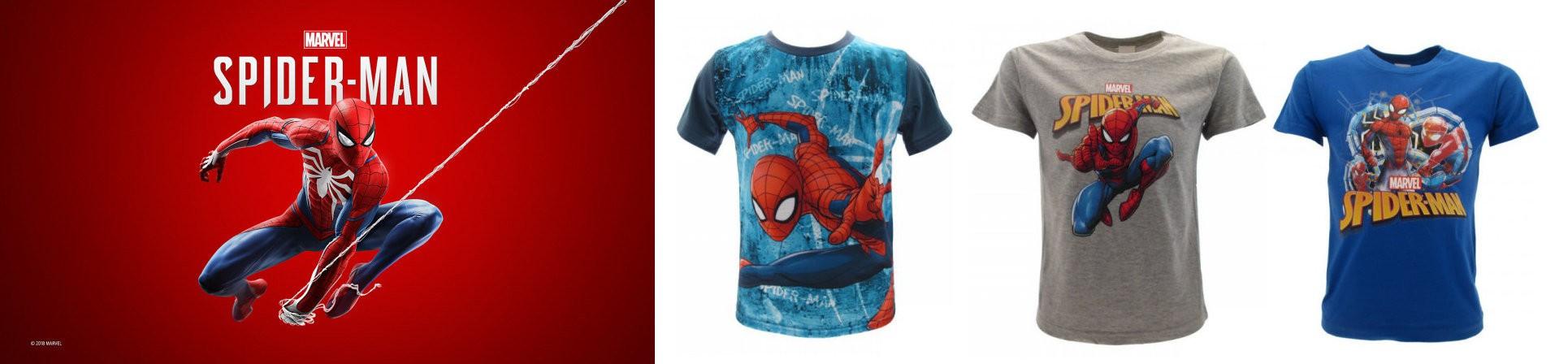 vendita online t-shirt Spiderman acquista online MARVEL